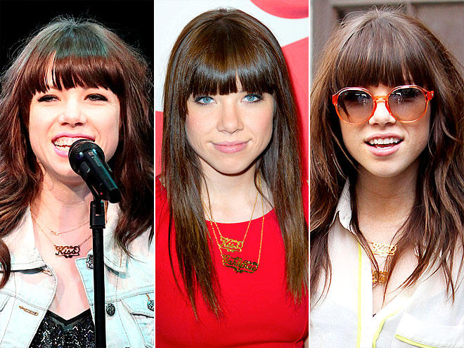 Carly Rae Jepsen necklace