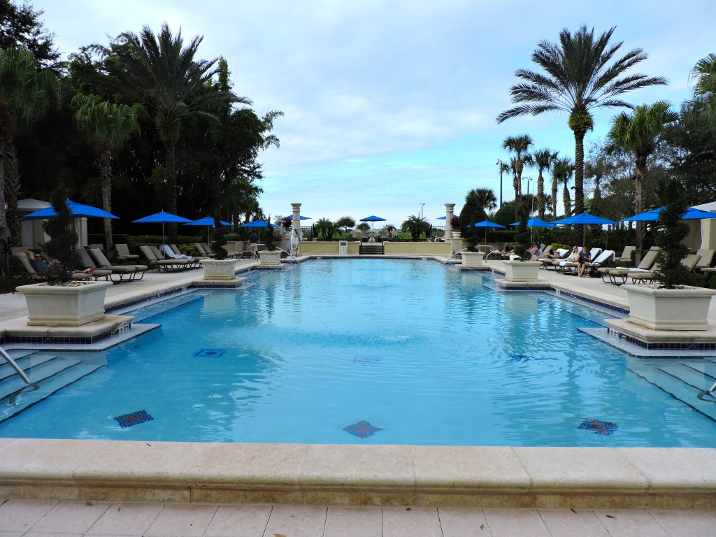 The Omni Resort Orlando Pool