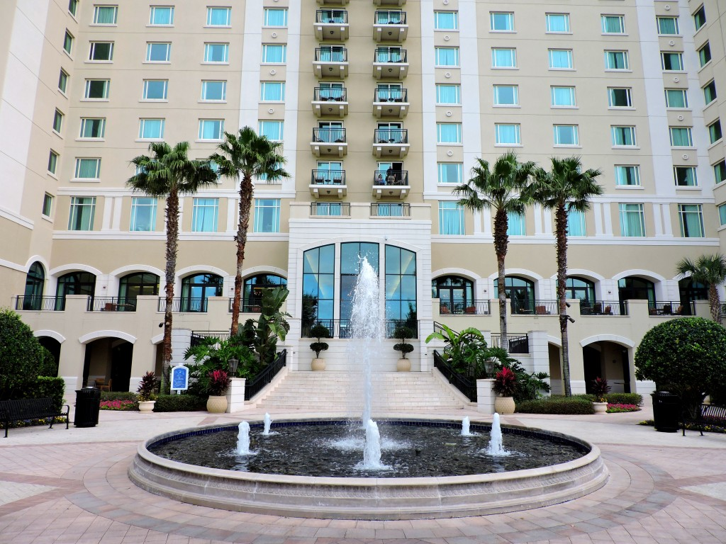 The Omni Resort Orlando view