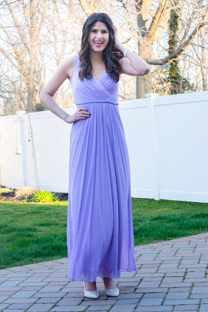 Prom Girl gown