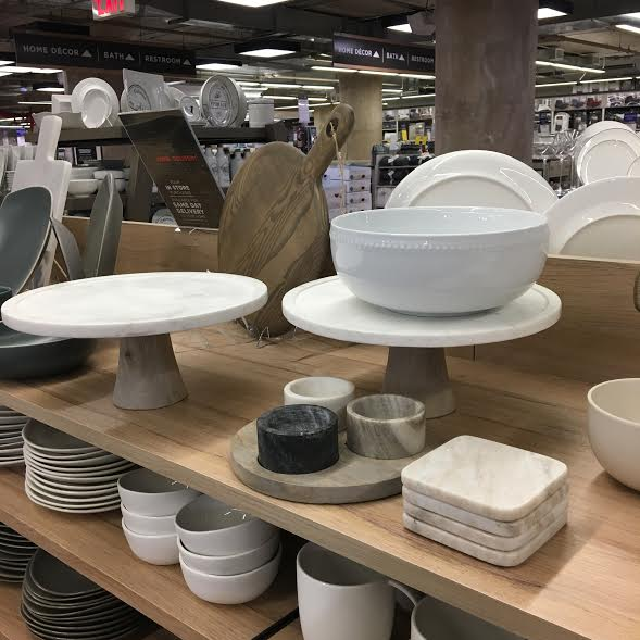 Bed Bath dishes