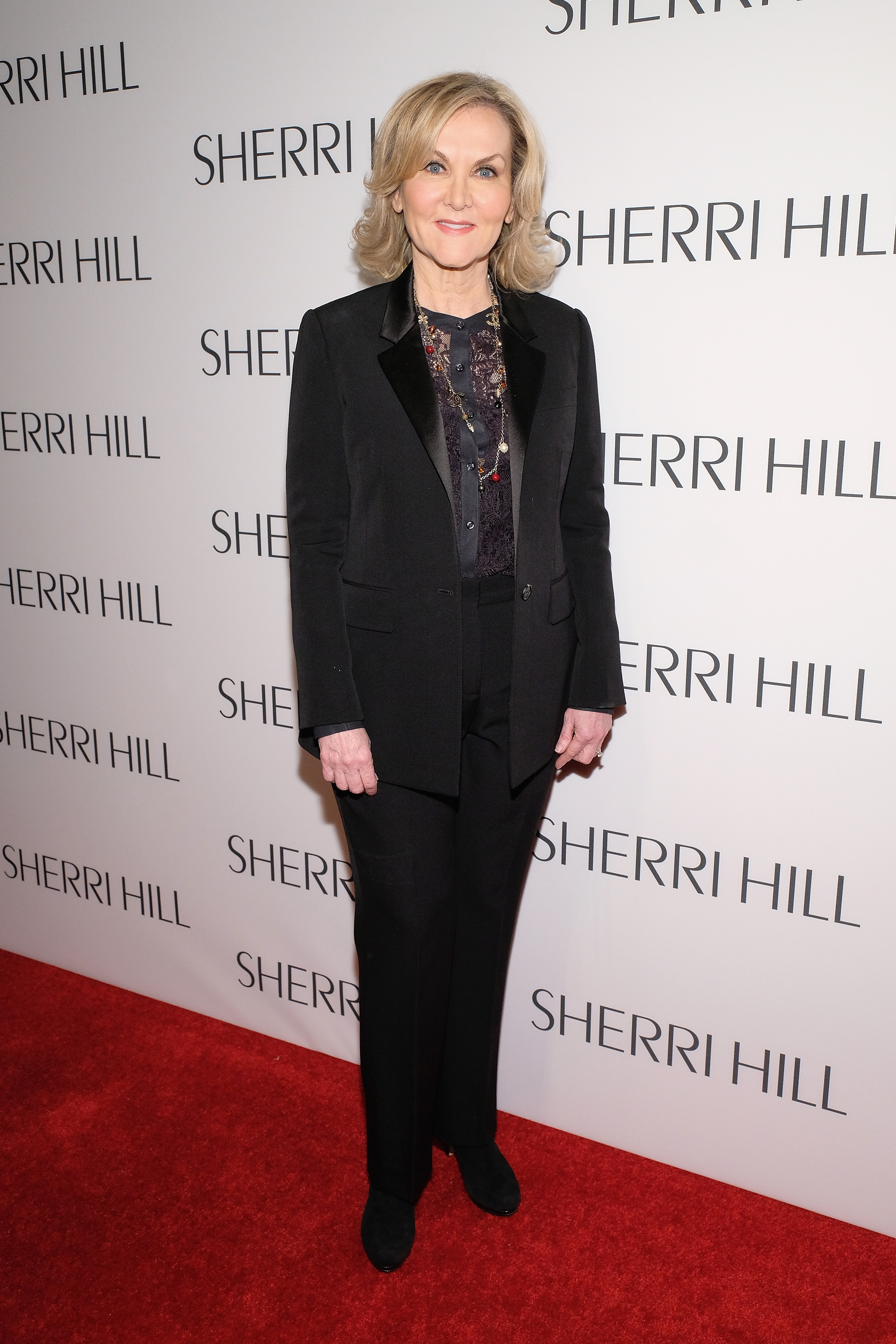 Sherri Hill - Arrivals - February 2017 - New York Fashion Week
